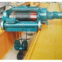 China Slow/High Speed Electric Wirerope Hoist 0.5 Tons Electric Hoist for Crane wholesale