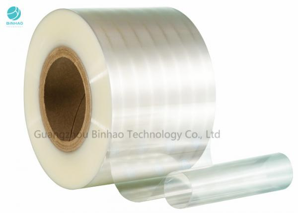 Quality Shrink BOPP Film Roll 100% Compostable Biaxially - Oriented Polypropylene Film For Cigarette Package for sale
