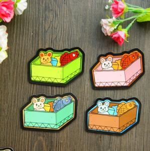 China Lovely Bed Shape Fridge Magnet for Children wholesale
