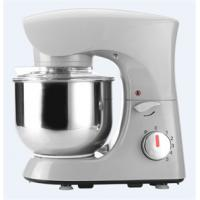 China Injection Gray 600 Watt Professional Stand Mixer With Planetary Dough Mixer wholesale