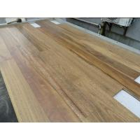 China Matt Australian Spotted Gum Solid Timber Flooring with smooth surface on sale