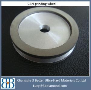 China Diamond & CBN electroplated plastic grinding wheel wholesale