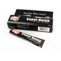 China Anesthetic Eyebrow Tattoo Pain Killer Dr.Numb With 5% lidocaine wholesale