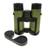 China Green Waterproof Telescope Mini Binoculars 10x42mm Center Focus With Optical Performance on sale