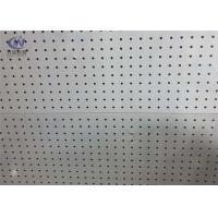 China Aluminum Round Hole Micro Perforated Sheet Metal Mesh for Electronic Enclosures on sale