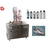 China Bag On Valve Aerosol Filling Crimping Equipments For Saline /Seawater Nasal Spray wholesale