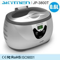 0.6L 35W 42KHz Digital Ultrasonic Cleaner , timer Sunglass Eyewear ultrasonic washing machine