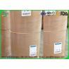 China 55 - o papel sem revestimento de 120gsm Woodfree, dobra o papel deslocado sem revestimento tomado partido wholesale