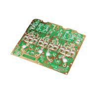 Buy cheap 4-Layer Rogers RO4003 And FR4 Mixed Radio Frequency Microwave Board from wholesalers