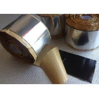 China Custom Printed Aluminium Foil Tapes For Car / Automotive Noise Dampening wholesale