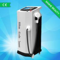 China Safe 808nm Laser Facial Hair Removal / Home Laser Hair Removal Machines wholesale