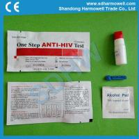 Disposable medical dignostic one step rapid HIV test kits