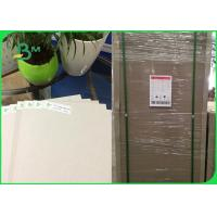 Buy cheap Duplex Grey Board Paper in Sheets 80x100cm / Book Binding Board from wholesalers