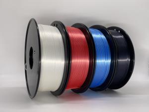 China Silk 1.75 Filament,3d printer filament, like silk wholesale