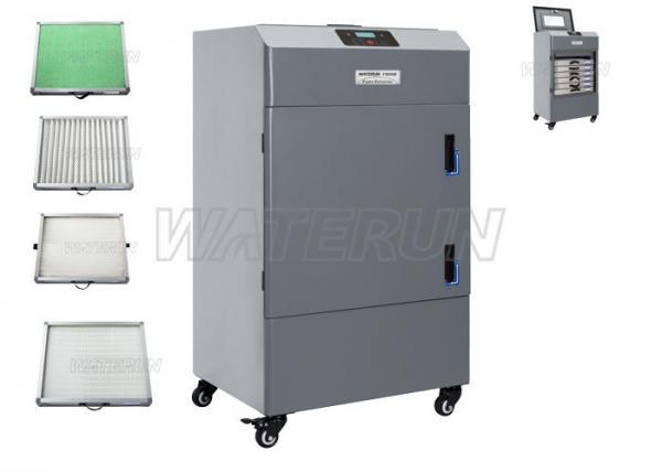 Electronic Radon Gas Images