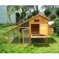 poultry chicken eggs coop/hen house/nest wooden box/cage barn