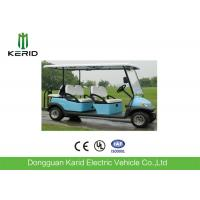 China Comfortable Electric Club Car 6 Passenger Golf Cart With 48V Battery CE Certificated on sale