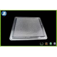 China PVC Electronic Clamshell Blister Packaging , Biodegradable Food Tray wholesale