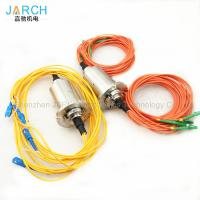 China 4 Channel 1000rpm Fiber Optic Rotary Joint FORJS wholesale