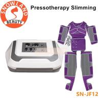 China Top Quality Far Ingrared Pressotherapy Air Wave Pressure Body Detox Lymph Beauty Massage Slimming Machine on sale