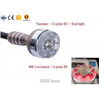 China Vacuum / 40Khz Cavitation / RF Lipo Laser Slimming Machine  For Fat Removal on sale