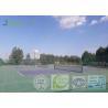 China Outdoor Indoor Tennis Court Flooring , Modular Tennis Court Easy To Install wholesale