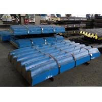 Buy cheap Medium Hard High Manganese Steel Plate , Coal Mining Nordberg Cone Crusher Parts Jaw Plate from wholesalers