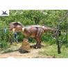 China Outside Realistic Giant Dinosaur Statue For Jurassic Dinosaur World Decoration wholesale