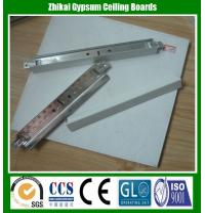 China 600x600x12mm  Acoustic Mineral Fiber Ceiling Tiles wholesale