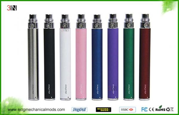 Quality Healthy VV Ego Twist Electronic Cigarette EGo C Battery For DCTClearomizer for sale
