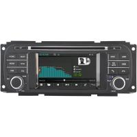 China SD USB iPod Chrysler Grand Voyager DVD Player 2001 - 2007 Car Stereo With GPS Navigation wholesale