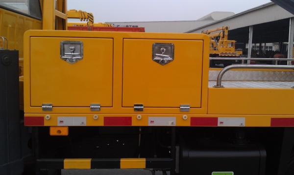 Quality No range limit Boom Lift Truck Lifting Height 8.1m XZJ5060JGK for sale
