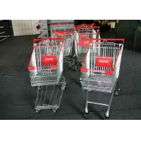 China Heavy Duty Shopping Cart Trolley 60L - 240L Durable Euro Style wholesale