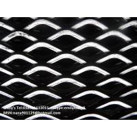 China Mild Steel Expanded metal mesh /Iron black expanded metal sheet wholesale