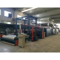 China PVC Pre Coating Machine Applicable Woven And Tufted Carpet Backing Drying wholesale