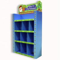 China Pop Up Retail Cardboard Shop Display Stands for Makeup Recycled Materials on sale