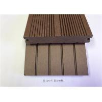 China PVC / PE / Wood Plastic Composite Flooring Customized Length And Width For House wholesale