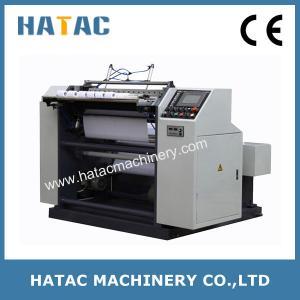 China Automatic Loading ATM Paper Slitter Rewinder Machine,TMT Paper Slitting Machinery wholesale