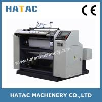 China Fully Automatic ATM Paper Slitting Rewinding Machine,Thermal Paper Slitting Machinery,ECG Paper Slitting Machine wholesale