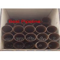 China API 5L X52 X70 Spiral Welded Steel Pipe Double Submerged Arc Welding on sale