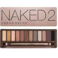 NEW Naked 2 12 Pigment-rich Neutral Eyeshadows Five New Shades