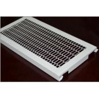 Aluminium expanded metal mesh panel wall decoration panels 5-20um Wire Diameter