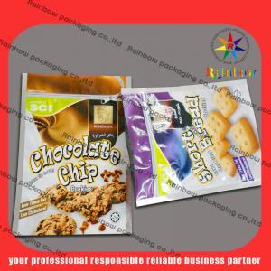Buy cheap カスタマイズされた印刷と包むペット/AL/PE の食品等級のマイラーの軽食袋 from wholesalers