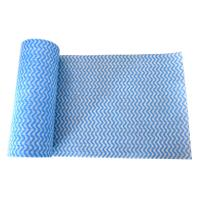 China Soft Spunlace Nonwoven Home Clean Towel Roll for Auto Car Cleaning wholesale