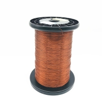 China 0.45mm Enameled Copper High Voltage Fiw Wire For Transformer Winding wholesale