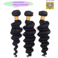 China Unprocessed Raw Virgin Loose Wave hair New Design And Hot Sale Virgin Cambodian Hair Products wholesale