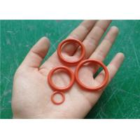 China AS568 compression molding rubber oil seals Small rubber Silicone O Rings wholesale