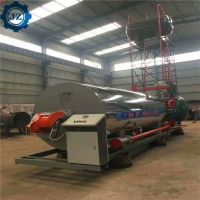 Buy cheap 300,000-2,000,000 Kcal/H Horizontal Oil/Gas Fired Thermal Fluid Heaters/Boilers from wholesalers
