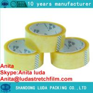 Luda bopp adhesive tape jumbo roll hs code