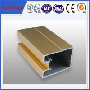 aluminium louver door frame, aluminium sliding windows frame extrusion profiles